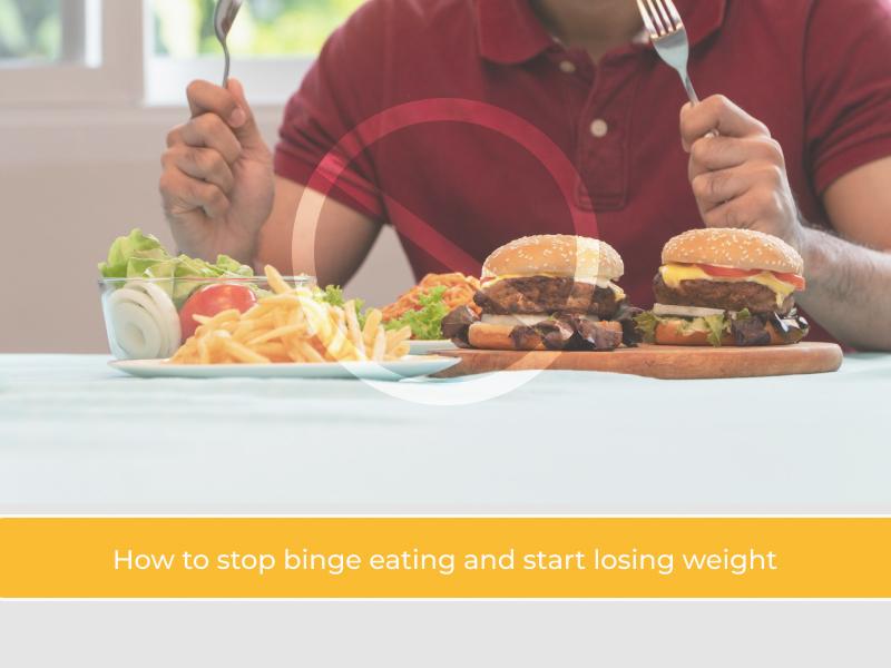 stop binge eating and start losing weight